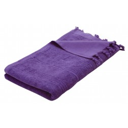 Eshma Mardini Luxury Turkish Cotton Towel - Purple