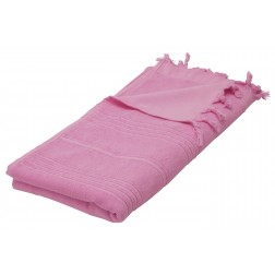 Eshma Mardini Luxury Turkish Cotton Towel - Pink
