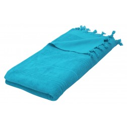 Eshma Mardini Luxury Turkish Cotton Towel - Turquoise