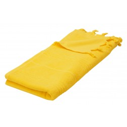 Eshma Mardini Luxury Turkish Cotton Towel - Yellow
