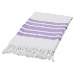 Eshma Mardini Luxury Turkish Cotton Peshtemal for Beach, Bath, Pool...etc. - Lilac