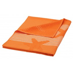 Eshma Mardini Turkish Cotton Starfish Design Beach Towel - Orange