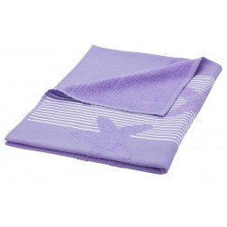 Eshma Mardini Turkish Cotton Starfish Design Beach Towel - Lilac