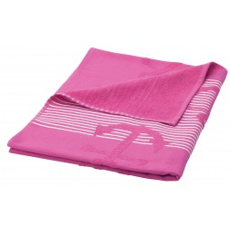 Eshma Mardini Turkish Cotton Anchor Design Beach Towel - Fuchsia